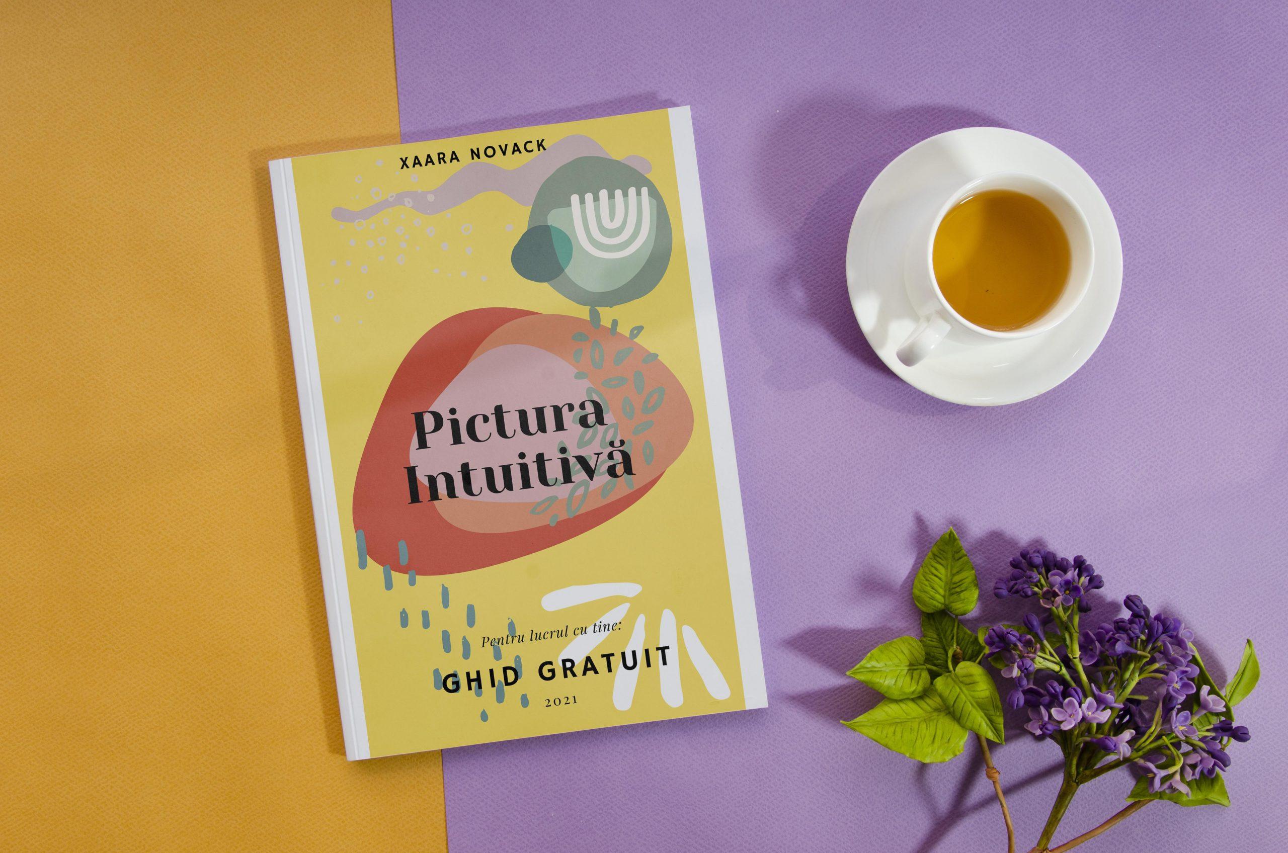Pictura intuitivă carte